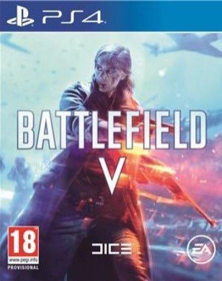 Echanger le jeu Battlefield V sur PS4