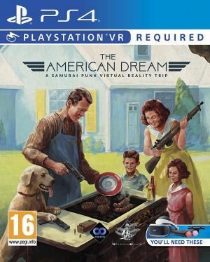 Echanger le jeu The American Dream (PS-VR Requis) sur PS4