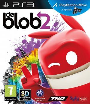 Echanger le jeu de Blob 2 sur PS3