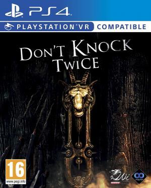 Echanger le jeu Don't Knock Twice (PS-VR Compatible) sur PS4