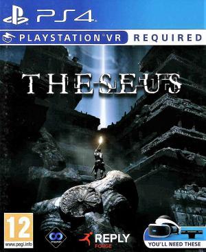Echanger le jeu VR Theseus PS-4 ( PS-VR requis ) sur PS4