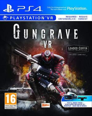 Echanger le jeu Gungrave VR (PS-VR Requis) sur PS4