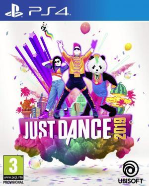Echanger le jeu Just Dance 2019 sur PS4