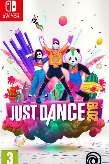 Echanger le jeu Just Dance 2019 sur Switch