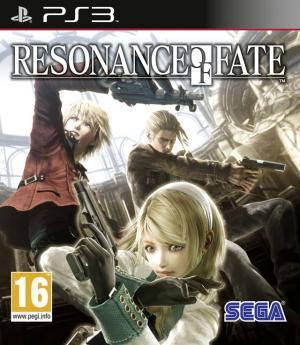 Echanger le jeu Resonance of Fate sur PS3