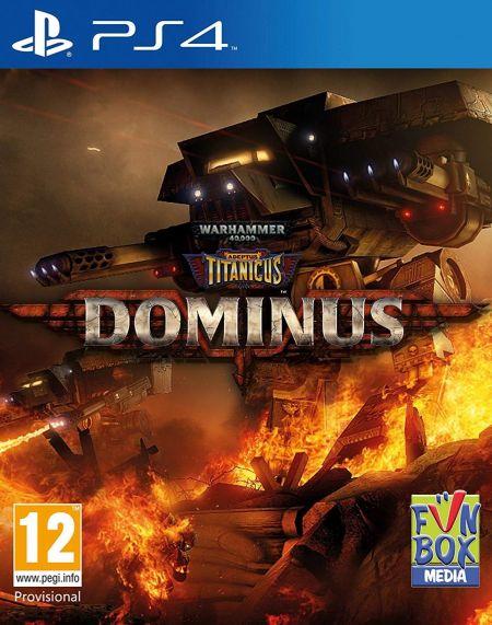 Echanger le jeu Warhammer 40,000 : Titan Legions sur PS4