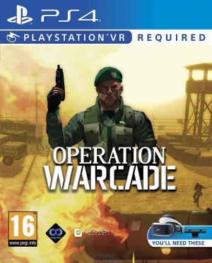 Echanger le jeu Operation Warcade (PS-VR Requis) sur PS4