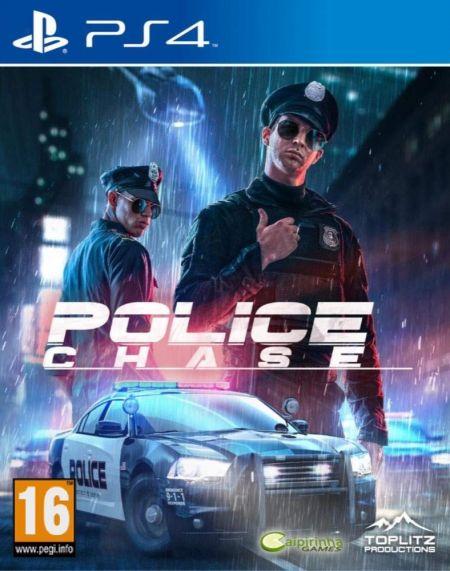Echanger le jeu Police Chase sur PS4