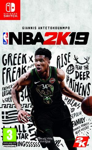 Echanger le jeu NBA 2K19 sur Switch