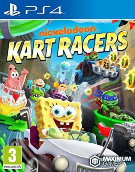 Echanger le jeu Nickelodeon Kart Racing sur PS4