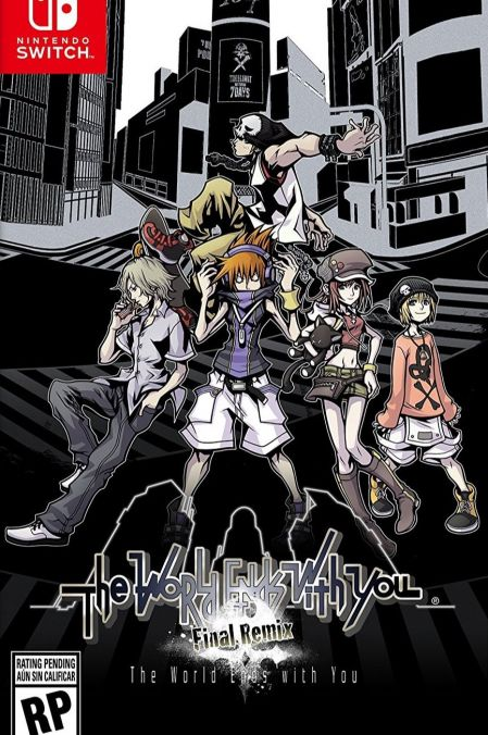Echanger le jeu The World Ends With You - Final Remix sur Switch