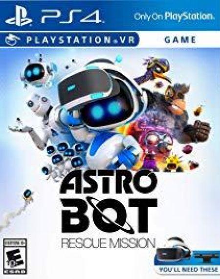 Echanger le jeu Astro Bot Rescue Mission (PS-VR Requis) sur PS4