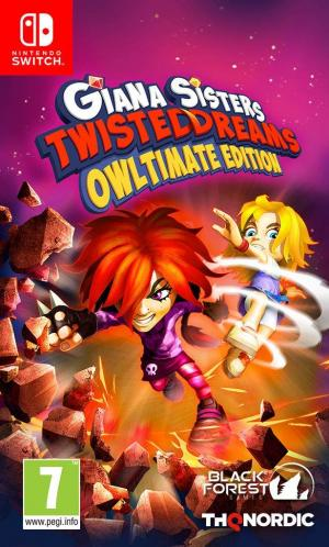 Echanger le jeu Giana Sisters: Twisted Dream - Owltimate Edition sur Switch
