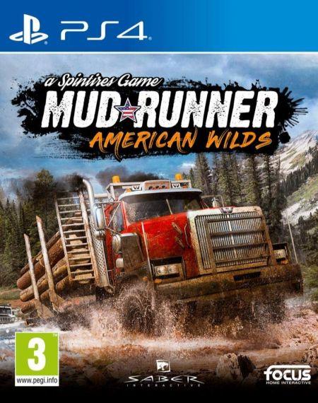 Echanger le jeu Spintires: MudRunner - American Wilds Edition sur PS4