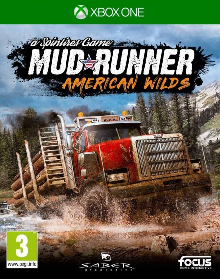 Echanger le jeu Spintires: MudRunner - American Wilds Edition sur Xbox One