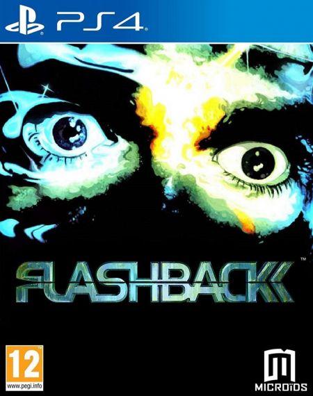 Echanger le jeu Flashback - Edition 25eme anniversaire sur PS4