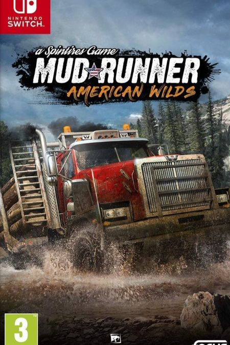 Echanger le jeu Spintires: MudRunner - American Wilds Edition sur Switch