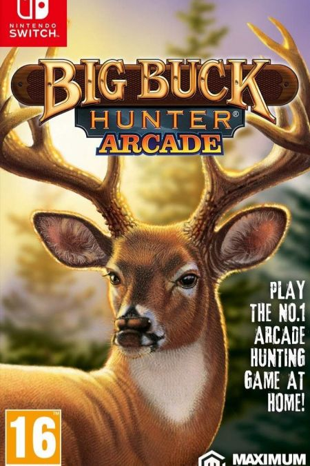 Echanger le jeu Big Buck Hunter sur Switch