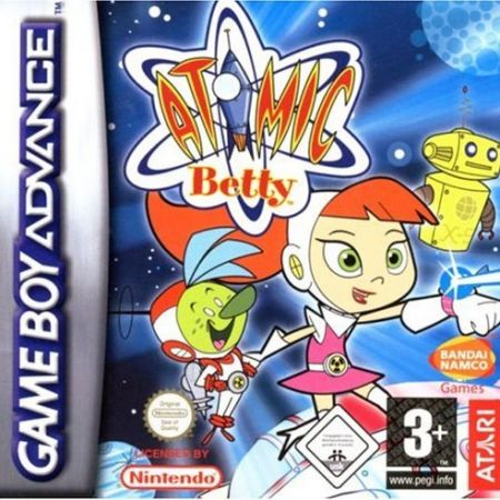 Echanger le jeu Atomic Betty sur GBA