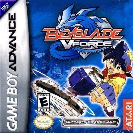 Echanger le jeu Beyblade V-Force sur GBA