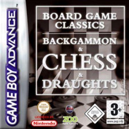 Echanger le jeu Board Game Classics  sur GBA