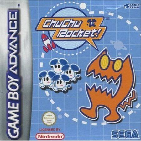 Echanger le jeu Chuchu Rocket sur GBA