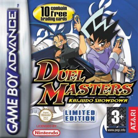 Echanger le jeu Duel Masters : Kaijudo Showdown sur GBA