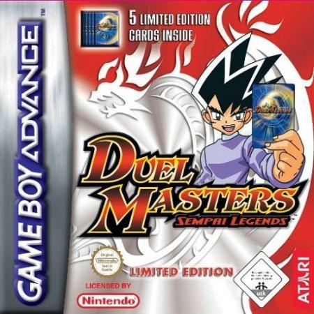 Echanger le jeu Duel Masters: Sempai Legends sur GBA