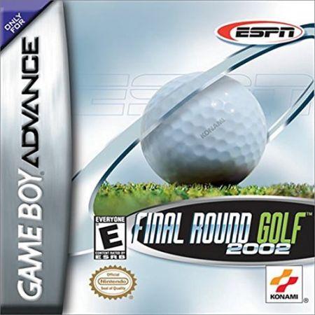 Echanger le jeu Final Round Golf sur GBA