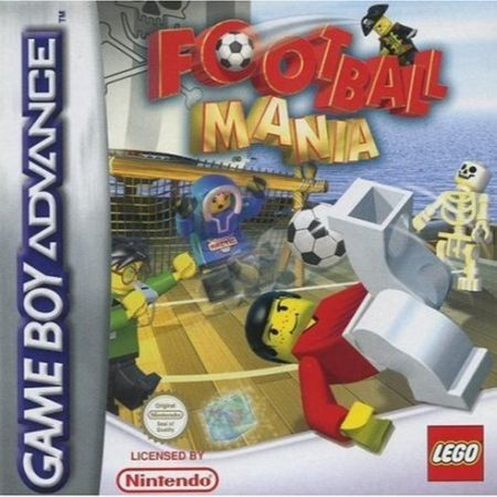 Echanger le jeu Lego Football Mania sur GBA