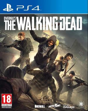 Echanger le jeu Overkill's The Walking Dead sur PS4