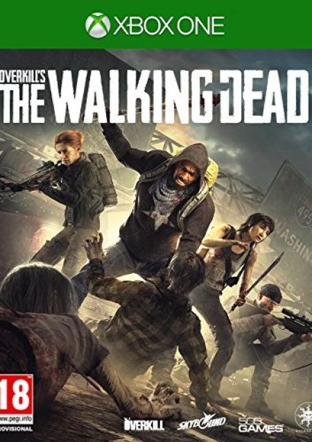 Echanger le jeu Overkill's The Walking Dead sur Xbox One