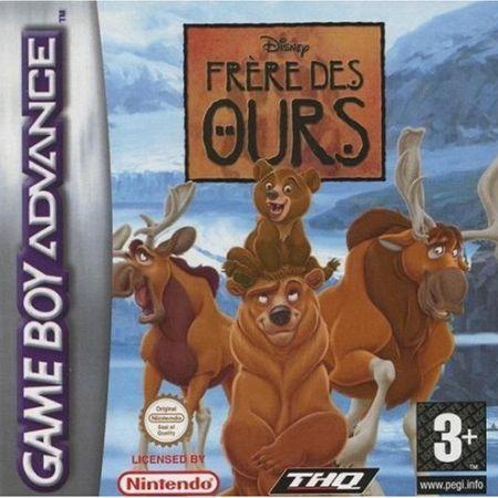 Echanger le jeu Frere des Ours sur GBA