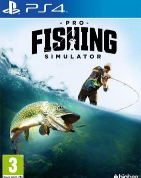Echanger le jeu Pro Fishing Simulator sur PS4