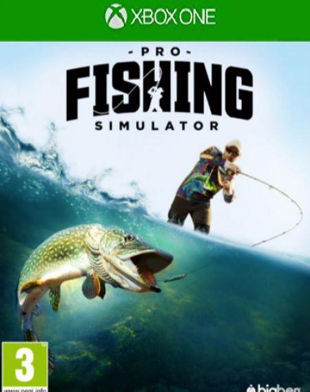 Echanger le jeu Pro Fishing Simulator sur Xbox One