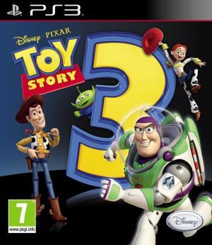 Echanger le jeu Toy Story 3 sur PS3