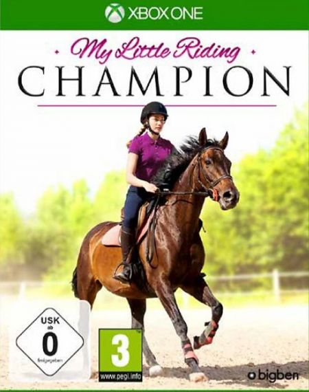 Echanger le jeu My little Ridding Champion sur Xbox One