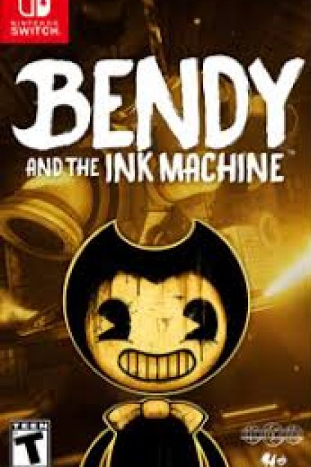Echanger le jeu Bendy And the Ink Machine sur Switch