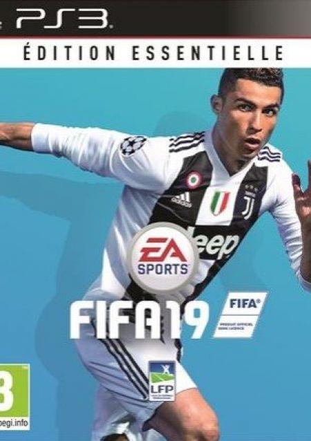 Echanger le jeu FIFA 19  sur PS3