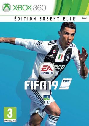 Echanger le jeu FIFA 19 sur Xbox 360
