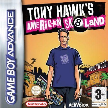 Echanger le jeu Tony Hawk's American SK8Land sur GBA