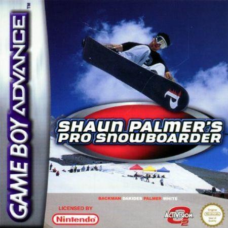 Echanger le jeu Shaun Palmers Pro Snowboarder sur GBA