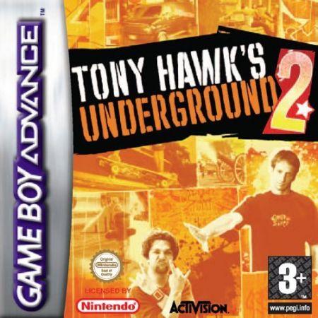Echanger le jeu Tony Hawks Underground 2 sur GBA