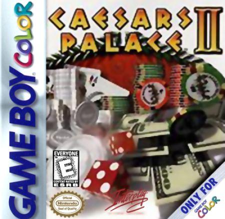 Echanger le jeu Caesar Palace 2 sur GAMEBOY