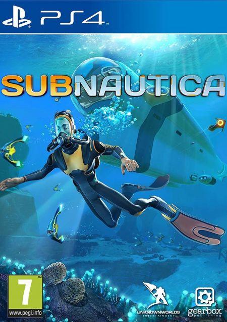 Echanger le jeu Subnautica sur PS4