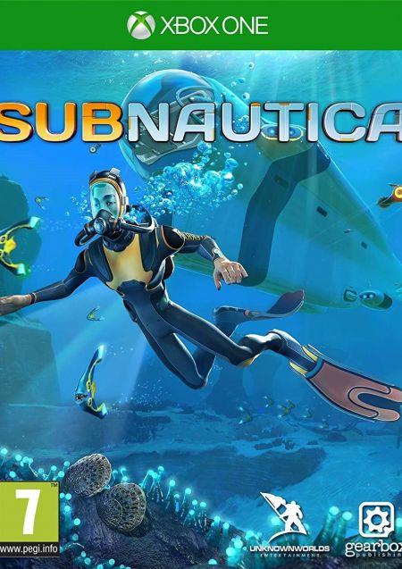Echanger le jeu Subnautica sur Xbox One