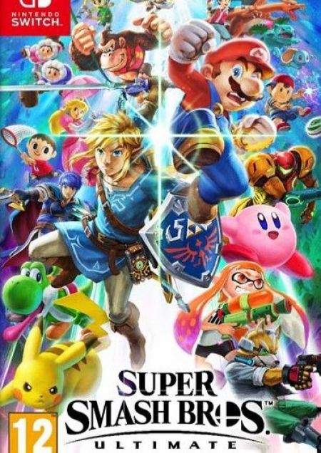 Echanger le jeu Super Smash Bros. Ultimate sur Switch