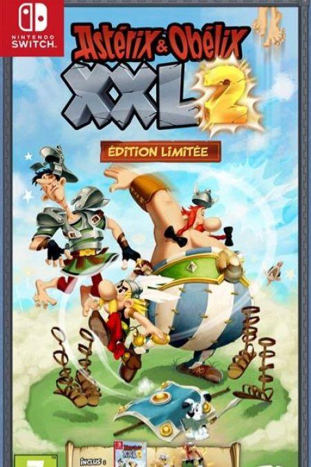 Echanger le jeu Asterix & Obelix XXL 2 - Edition Limitee sur Switch