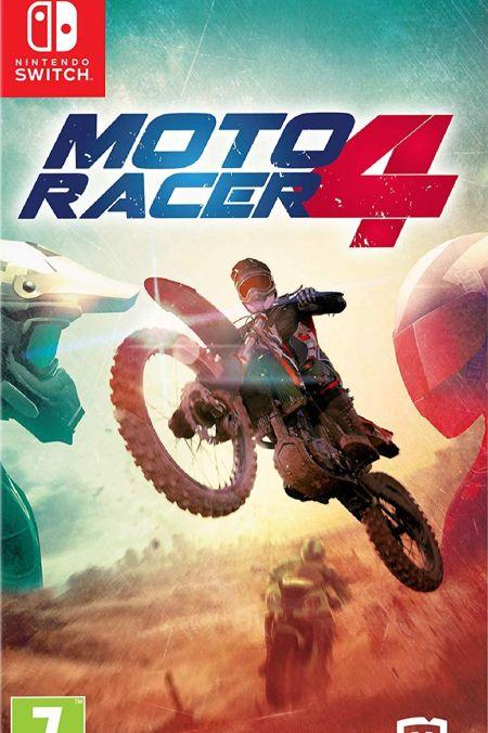 Echanger le jeu Moto Racer 4 sur Switch