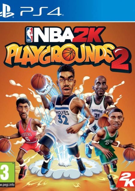 Echanger le jeu NBA 2K Playgrounds 2 sur PS4